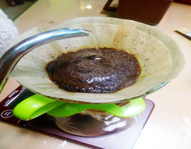 Coffee Valve Caffeine