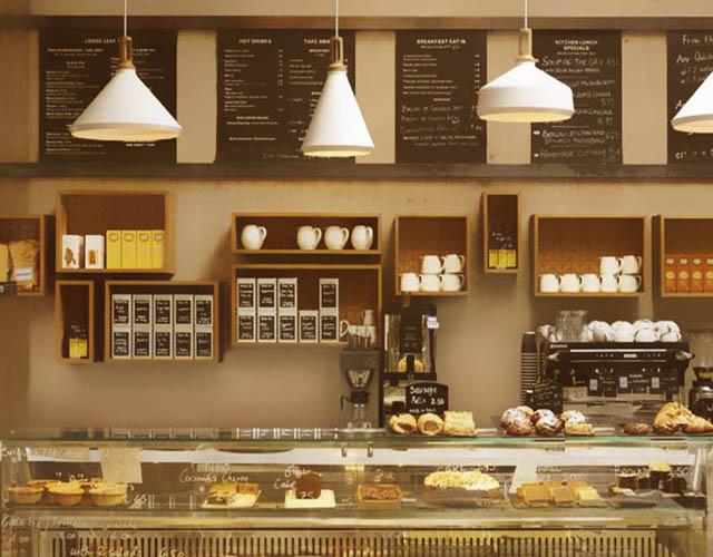 Coffee Valve Develop Cafe