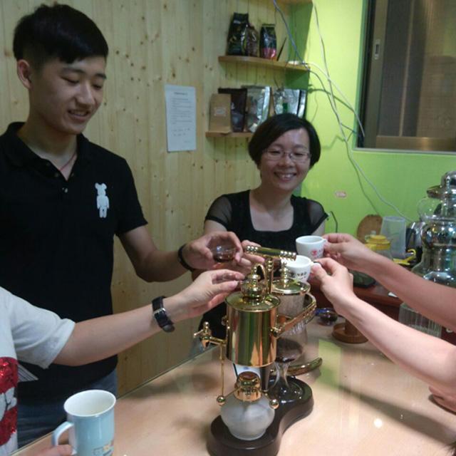 coffee valve enjoy wojin coffee time