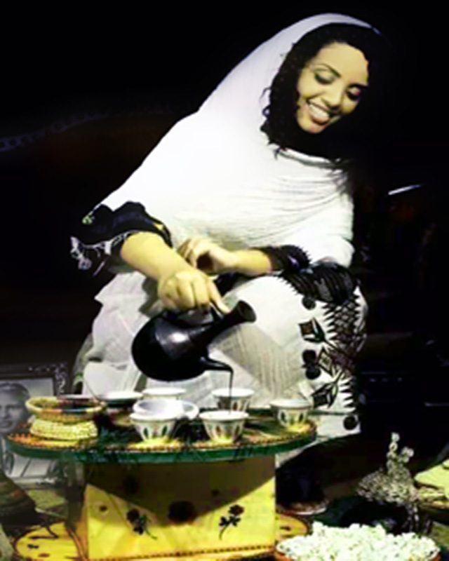 coffee valve ethiopian coffee ceremony one