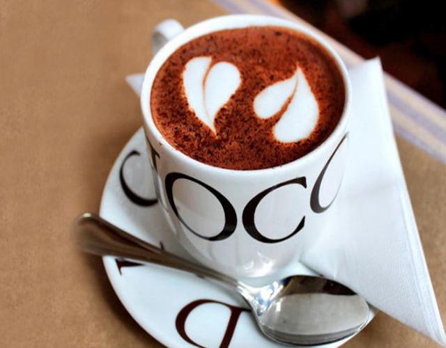 coffee valve irish coffee story