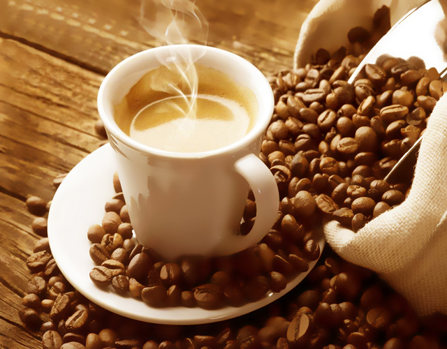 One Valve Way Store Coffee