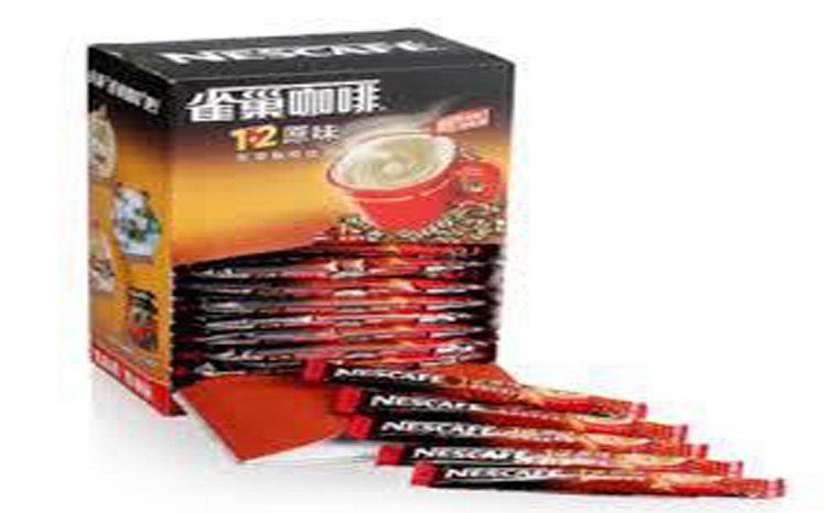 one way degassing valve instant coffee