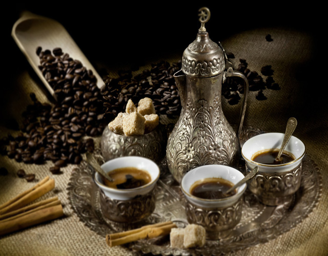 one way valve arabia coffee