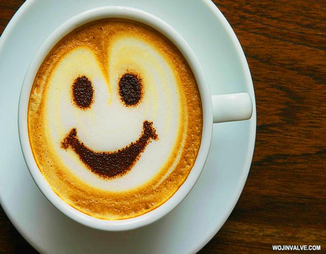 one way valve coffee fun time