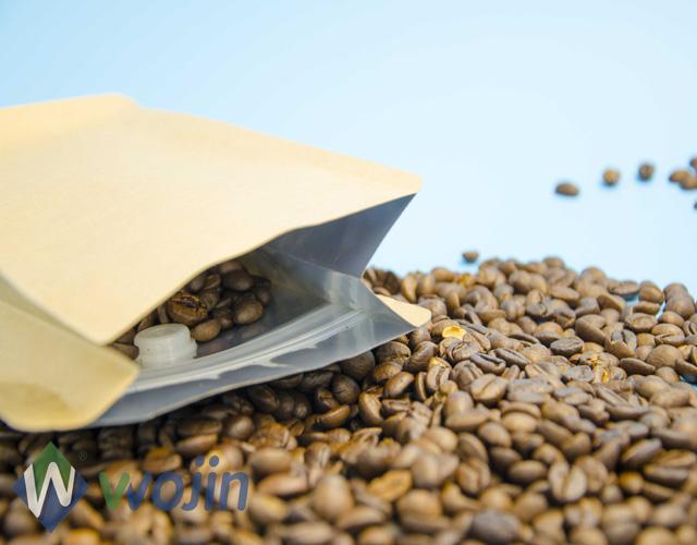 one way valve coffee packaing storage