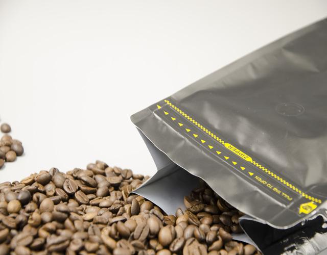 one way valve effect coffee taste