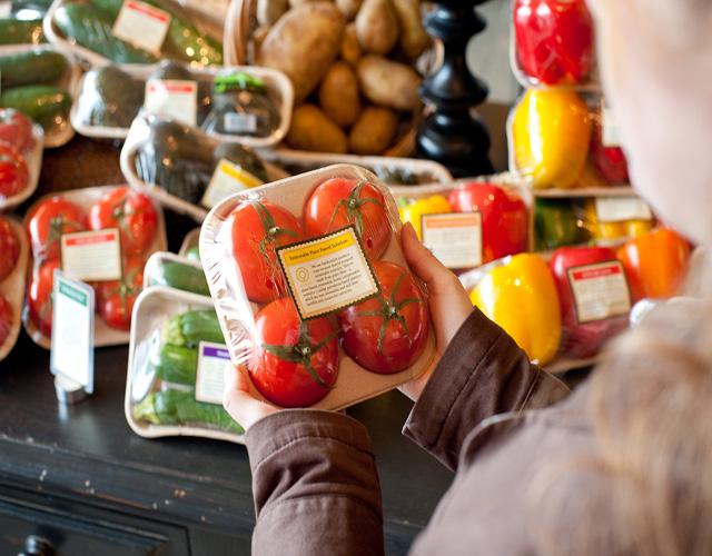 one way valve food packaging