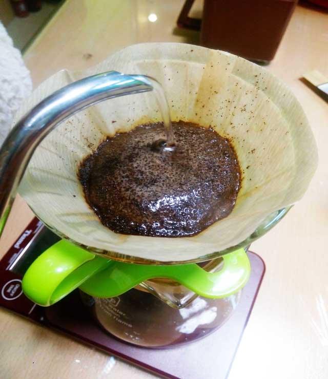 One Way Valve Hand Drip Coffee